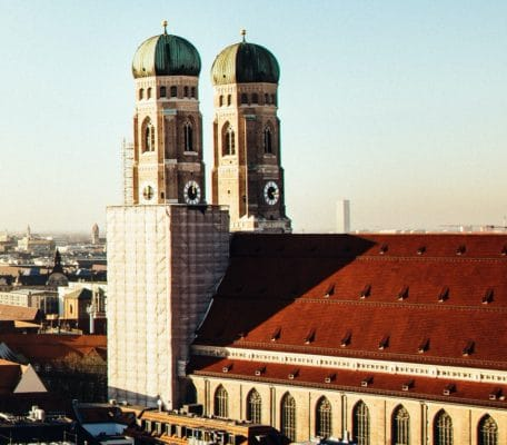 Sie sehen ein Bild von der Innenstadt München
