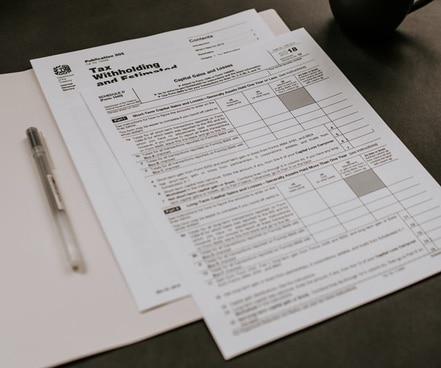Sie sehen ein Formular für die betriebskostenabrechnung