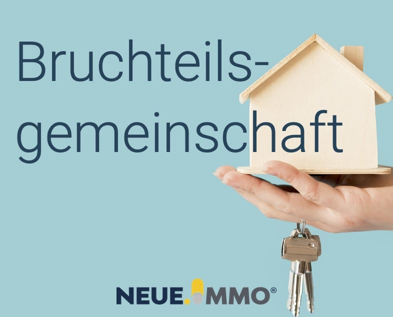 Bruchteilsgemeinschaft BGB Erklärung