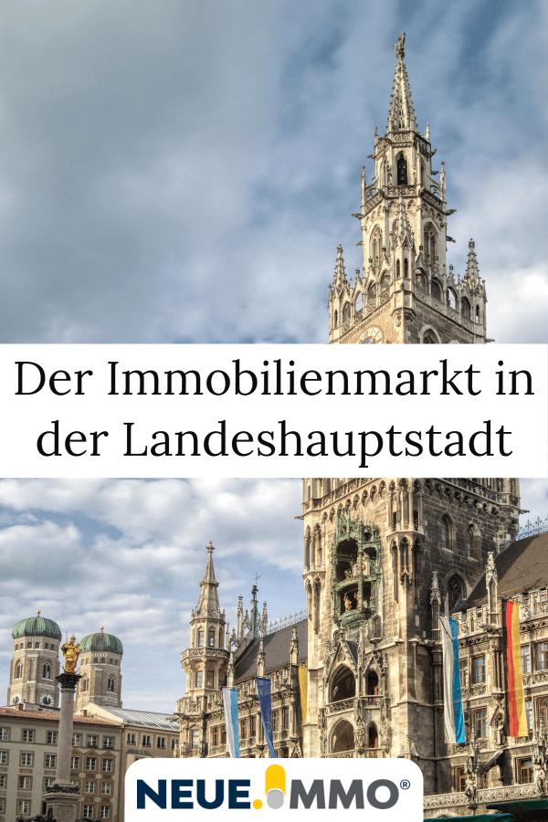 Der Immoblienmarkt in der Landeshauptstadt