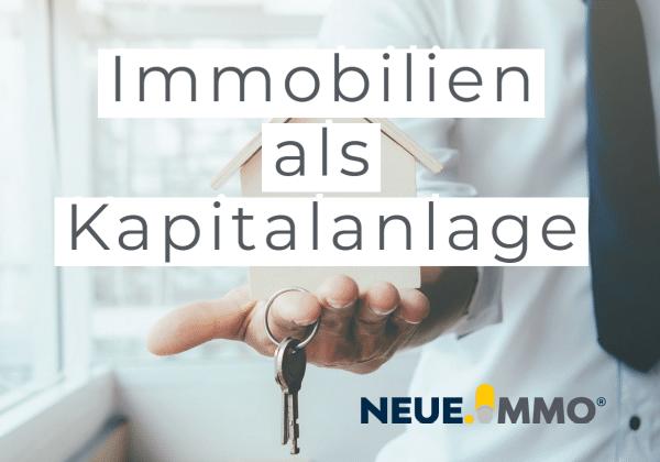 Immobilien als Kapitalanlage und Betongold