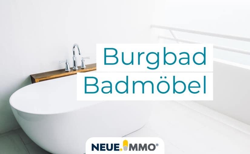 Burgbad Badmöbel