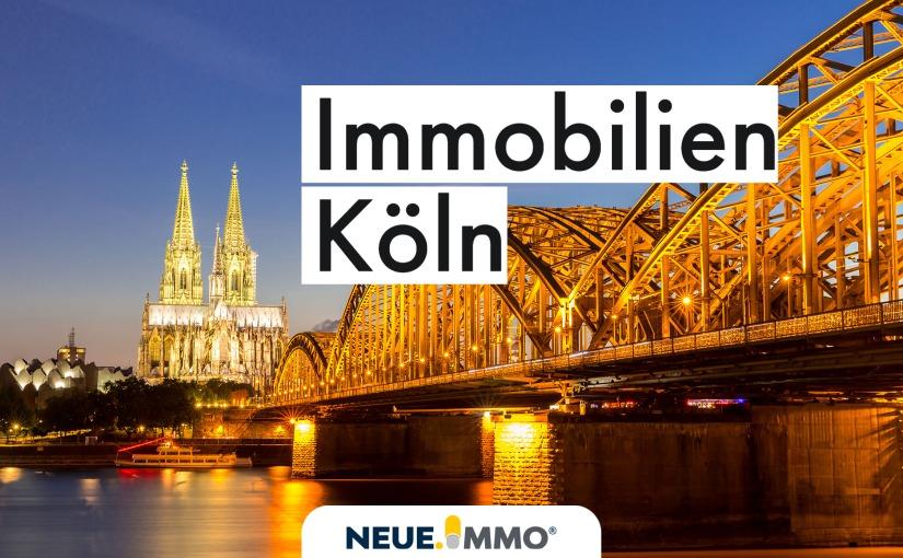 Immobilien in Köln kaufen