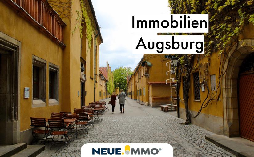 Immobilien Augsburg in der Altstadt