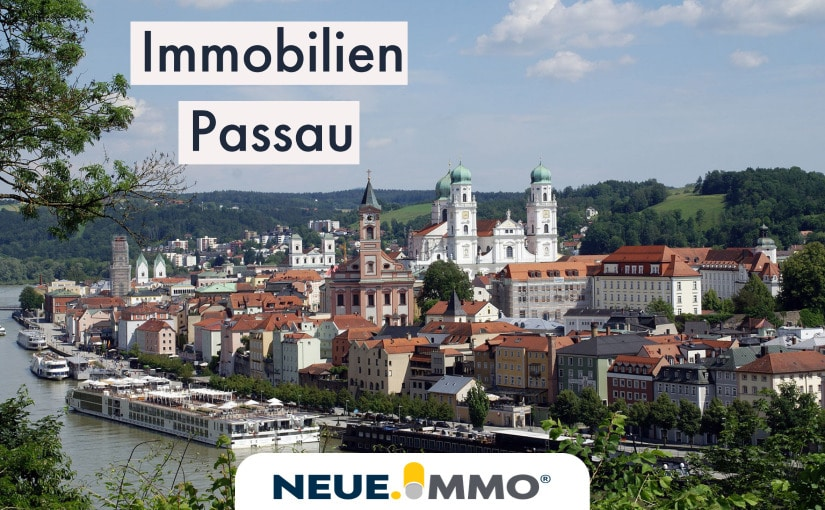 Immobilien Passau mit Donaublick