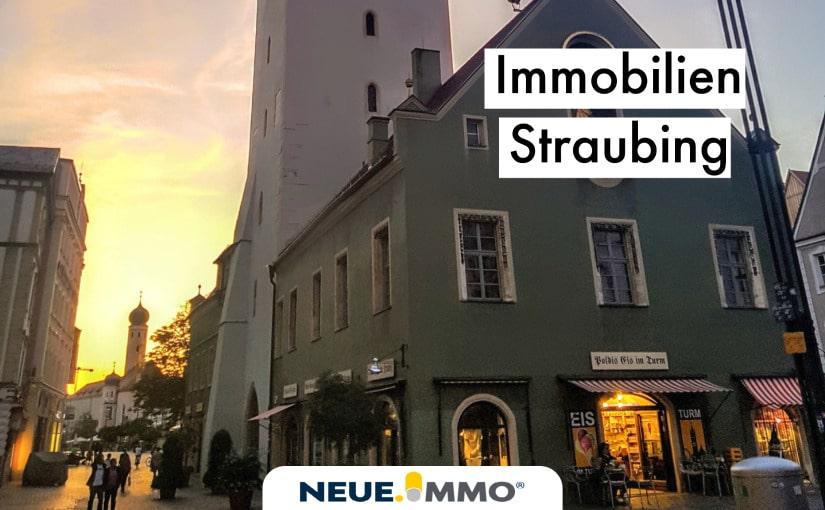 Immobilien Straubing in der Altstadt